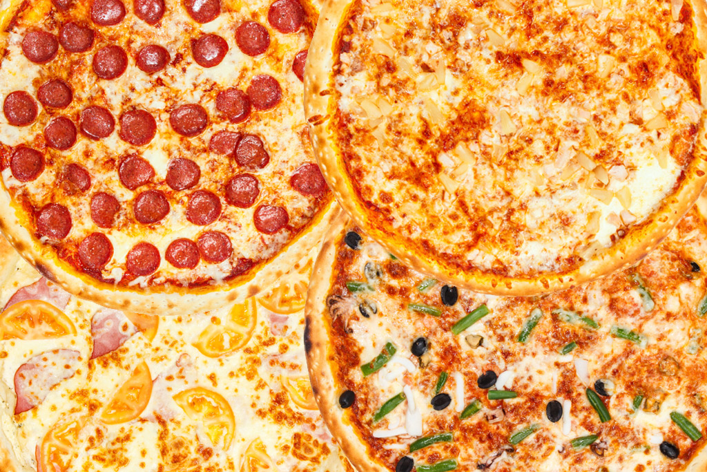 Sam's 2 for 1 Pizza & Pasta in Spruce Grove - Party Special Pizzas